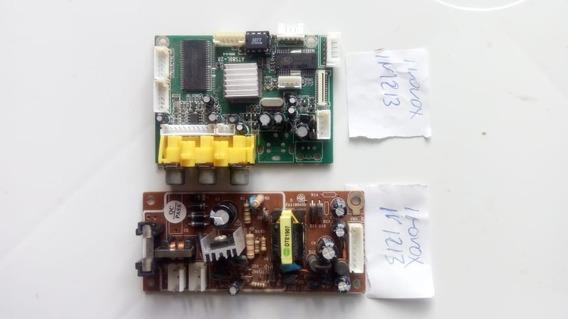 Placa Principal Inovox-in1213 Do Dvd Player C/fonte