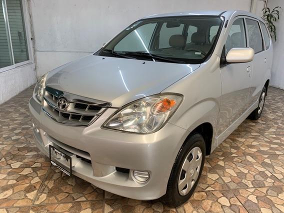 Toyota Avanza Automática Premium Preciosa Factura D Agencia