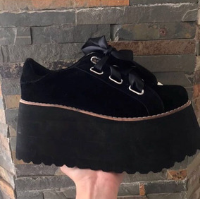 Zapato Plataforma Talla 38