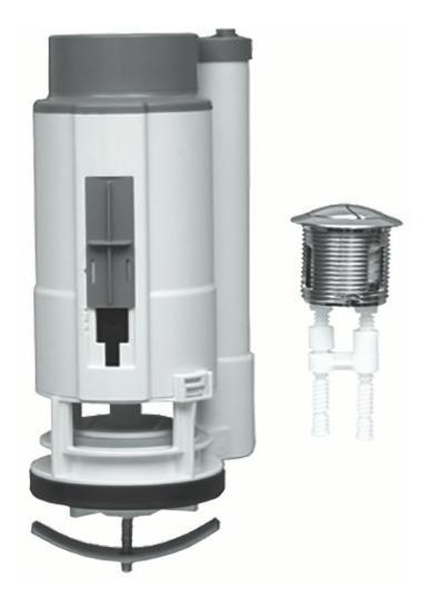 Valvula Descarga Wc Sanitario One-piece Dual 2p Cfd58 Siamp