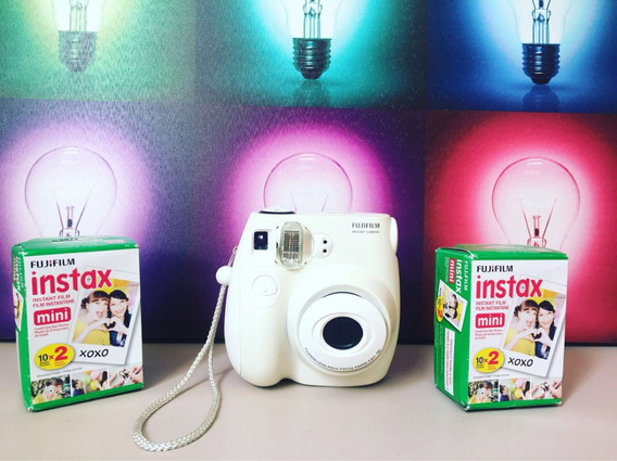 Camera Fujifilm Instax 7s Polaroid