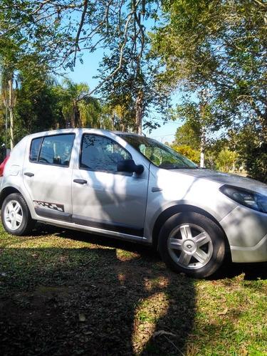 Imagem 1 de 4 de Renault Sandero 2010 1.6 Expression Hi-torque 5p