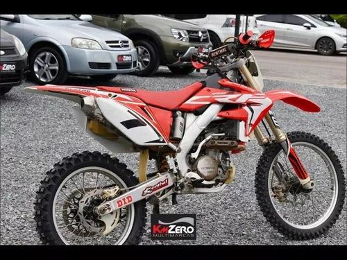 Moto Honda Crf250x