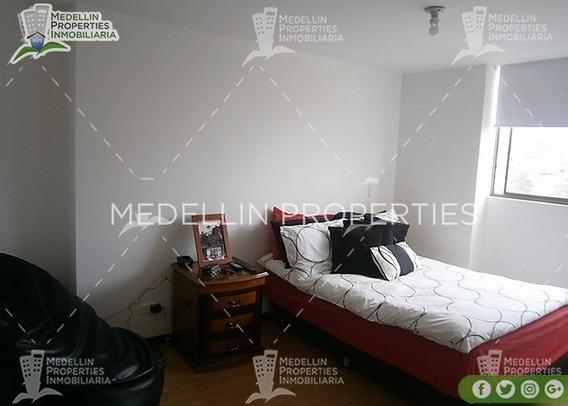 Apartamentos Amoblados En Alquiler Envigado Cód: 4564