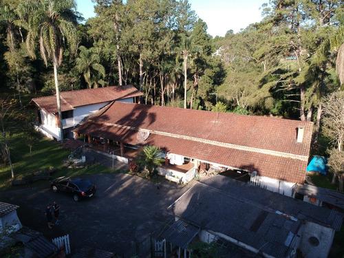 Chácara 15.000m2 Casa Com 6 Quartos Com Suite
