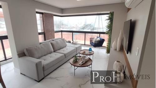 Imagem 1 de 15 de Apartamento Para Venda Em Santo André, Jardim, 3 Dormitórios, 3 Suítes, 4 Banheiros, 3 Vagas - Pieexnat_1-1710374