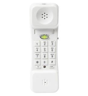 21105 1 Pc Hotel Teléfono-blanco