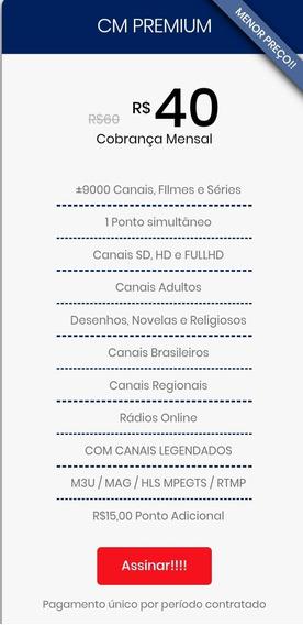Voucher 30 Dias De Internet Tv Canais E Ondemand.