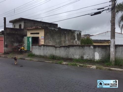 Imagem 1 de 3 de Terreno Em Rua - B0265-v