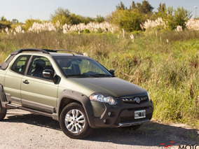 Fiat Strada Adventure Locker - Anticipo $55.000 - 9