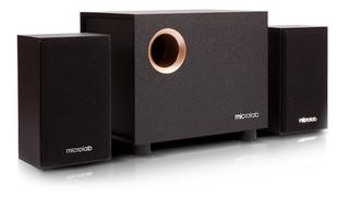 Parlante Microlab M-105 Black 220V