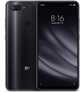 Celular Xiaomi Mi 8 Lite 128gb Versão Global Lacrado + Capa