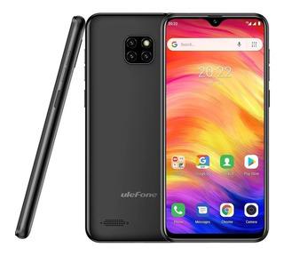 Ulefone Note7 3500mah 19:9 Quad Tela 6.1 Pronta Entrega