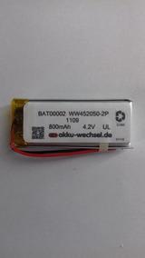 Bateria 800mah 4.2v Li-po Para Cardo G4/g9/g9x; Scala Rider