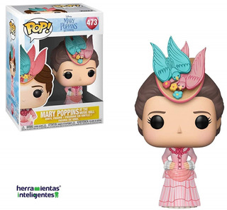 Mary Poppins Returns At The Music Hall Funko Pop Película
