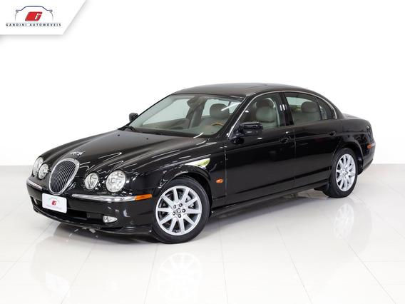 Jaguar S-type 3.0 Se V6 24v Gasolina 4p Automático