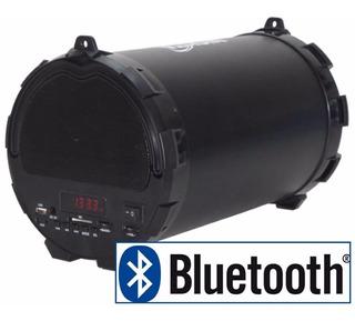 Parlante Portatil Bluetooth Subwoffer Digital C/radio/sd