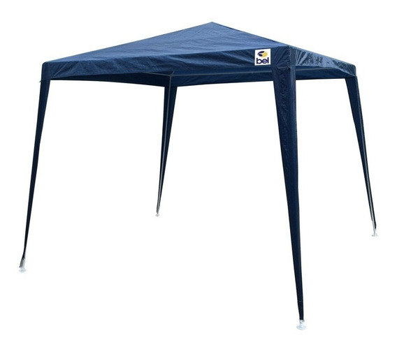 Tenda Gazebo Bel Fix 3x3 - Azul