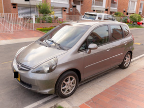 Honda Fit Lx 2008 Magnesio - Placas Pasto