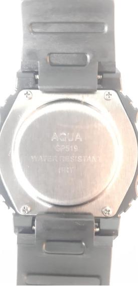 Kit 10 Pilha Bateria Relogio Aqua Aq-81 F-91w Gp-477 Gp-519