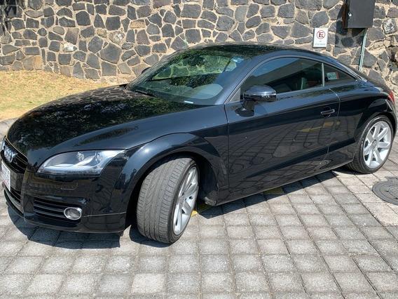 Audi Tt 2.0 Lts. 211 H.p. 2011 24,650 Kms.