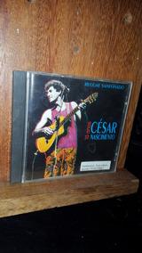 Cd César Nascimento 10 Anos - Reggae Sanfonado