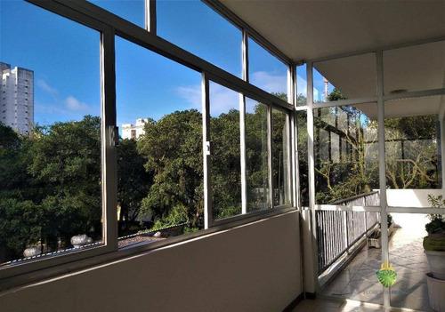 Apartamento Com 4 Dormitórios À Venda, 288 M² Por R$ 940.000 - Corredor Da Vitória - Salvador/ba - Ap0753