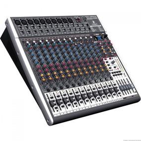 Mesa De Som Mixer Xenyx Bivolt - X2442 Usb - Behringer