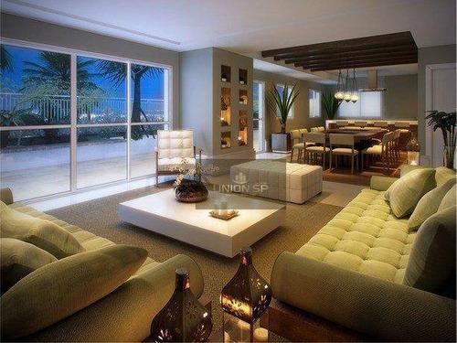 Apartamento À Venda, 70 M² Por R$ 1.120.000,00 - Vila Madalena - São Paulo/sp - Ap41191