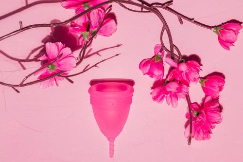 Copa Menstrual + Envío Gratis !