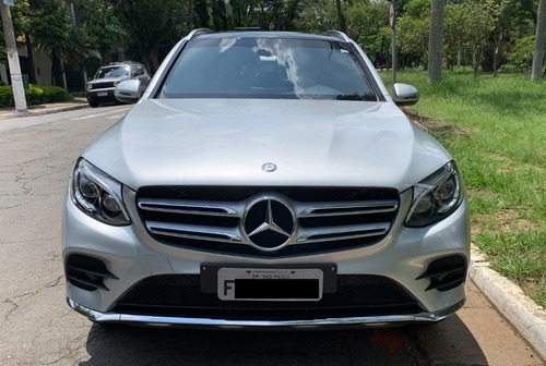 Mercedes- Benz Glc 250 2.0 Cgi Gasolina Sport Blindado