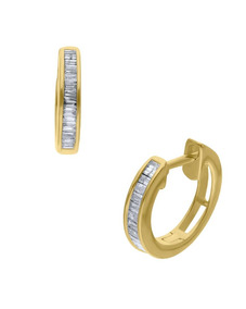 4d66c5132efb Arracadas Oro Amarillo Diamantes Rusos Catalogo Virtual - Joyería en ...