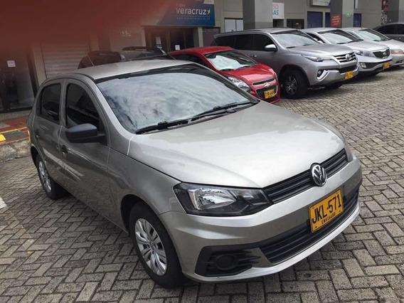 Volkswagen Gol 2017 1.6 Trendline G7