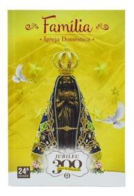 Livro Família Igreja Doméstica 24 Edição