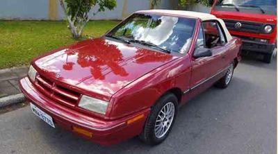 Dodge Shadow Conversível 1988