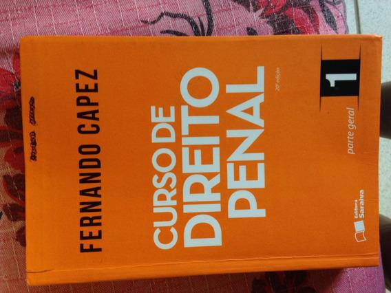 Direito Penal (fernando Capez) + Código Civil (saraiva)