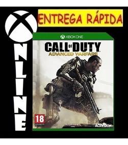 Call Of Duty Advanced Warfare Xbox One Midia Digital Online