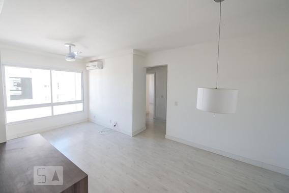 Apartamento No 14º Andar Com 3 Dormitórios E 1 Garagem - Id: 892952253 - 252253