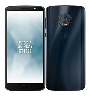 Motorola Moto G6 Play 16gb Lector De Huella Nuevo