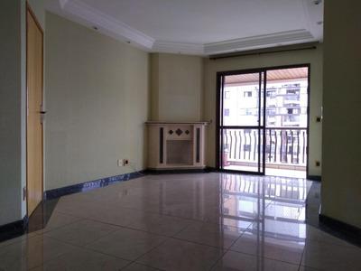 Apartamento Com 3 Dormitórios Para Locação, 94 M² Por R$ 2500 - Tatuapé - São Paulo/sp - Ap6274