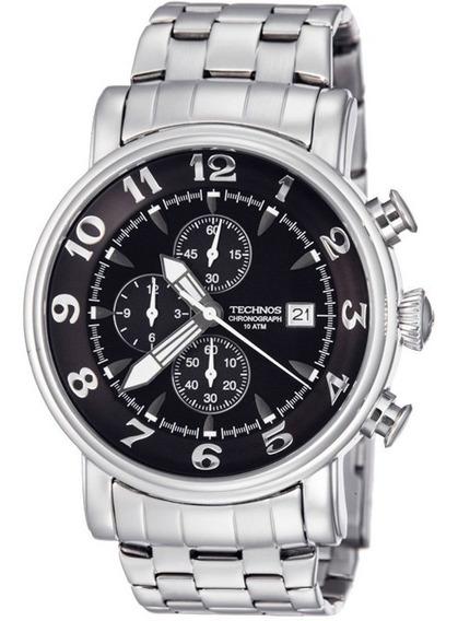 Relógio Technos Masculino Cronógrafo Os10cs/1m