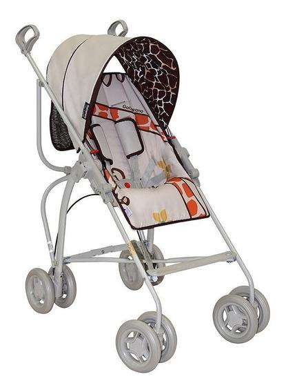 Carrinho De Bebê Campora Girafa - Galzerano