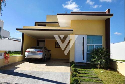 Imagem 1 de 25 de Casa Com 2 Dormitórios À Venda - Condomínio Residencial Reserva Ipanema I - Sorocaba/sp - Ca1902