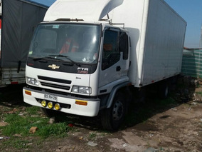 Camion Chevrolet Ftr1523 Furgonado