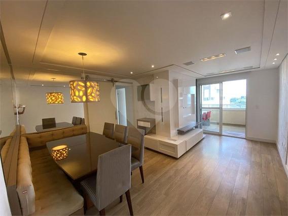 Lindo E Amplo Apartamento Com Sacada Gourmet Na Região De Santa Terezinha Com 4 Dormitórios - 170-im484058