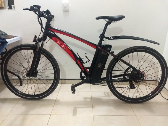 Bicicleta Electrica Marca Starker De Auteco
