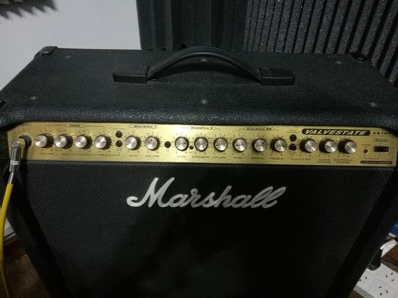 Amplificador Marshall Vs100 Prevalvular 100w Todo Inglés
