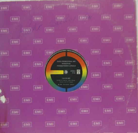 Lp Disco Promocional Single - Premeditando 0 Breque- D150