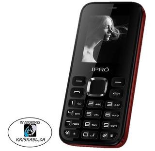Telefonos Basicos 2ble Sim Ipro
