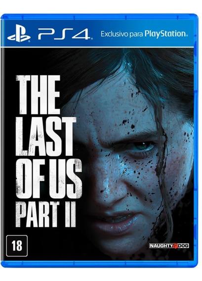 The Last Of Us 2 Midia Fisica Lacrado Pronta Entrega